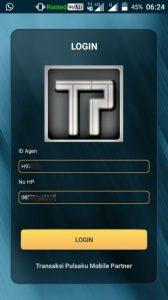 transaksi pulsa lewat telegram